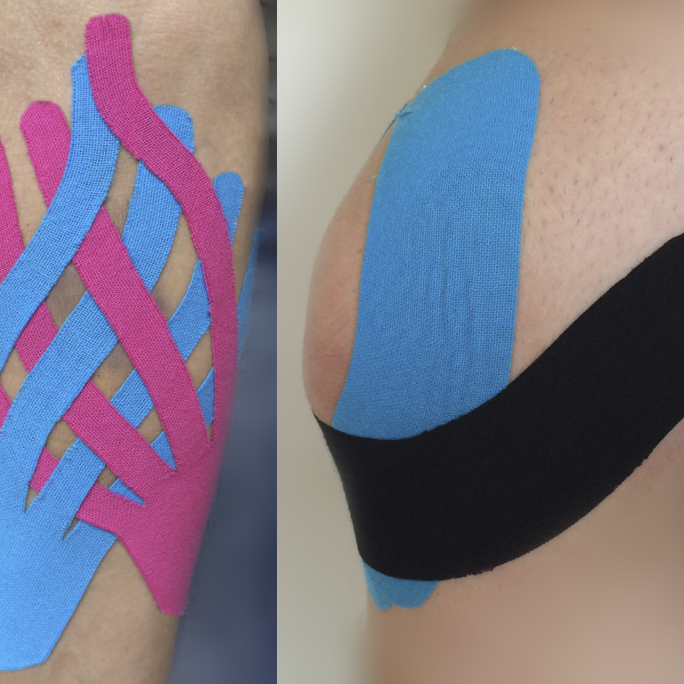 medical taping, medical tape