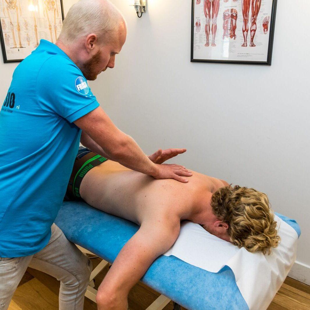 Frisk Massage 2