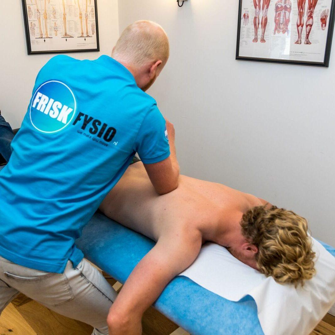Frisk massage
