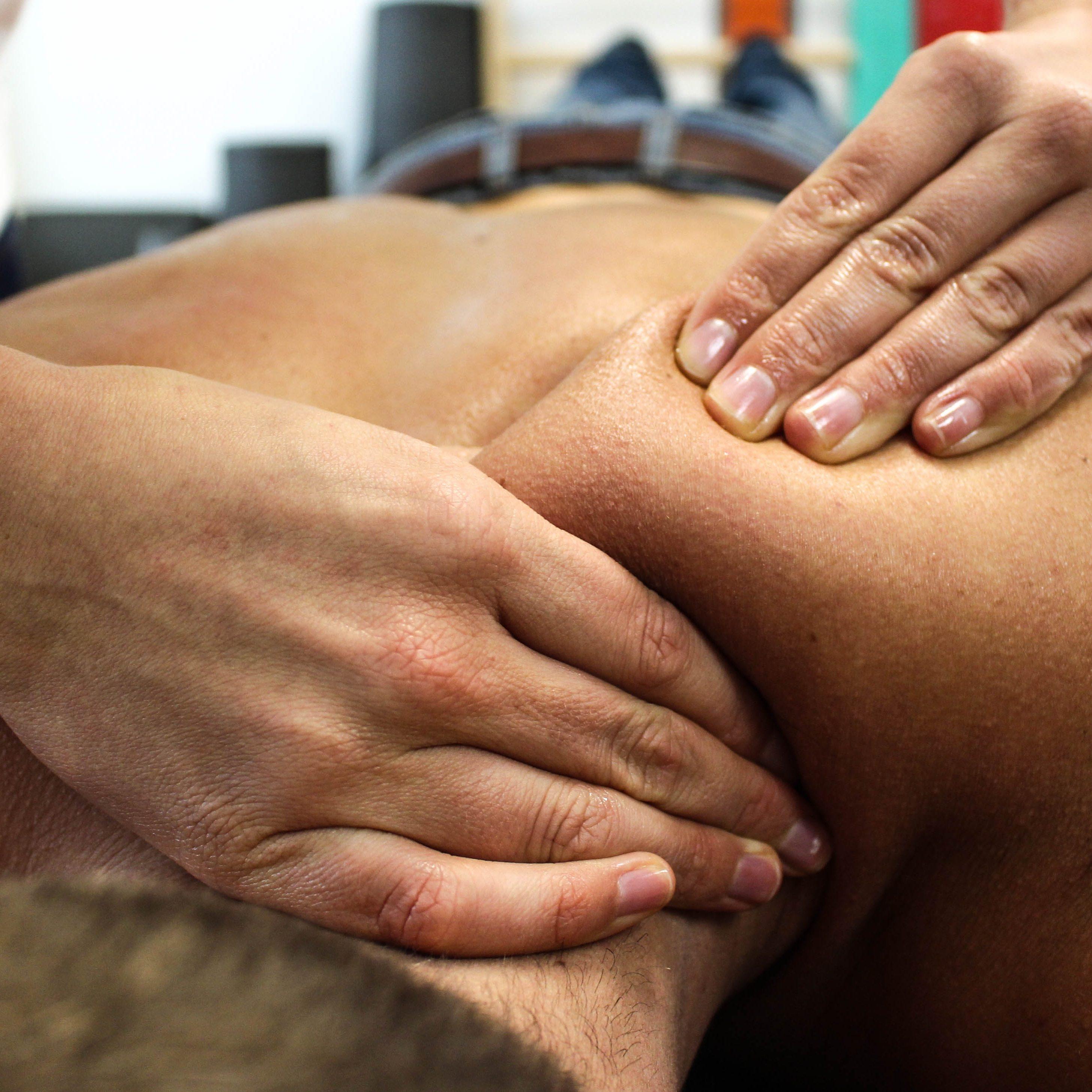 fysio behandeling nek