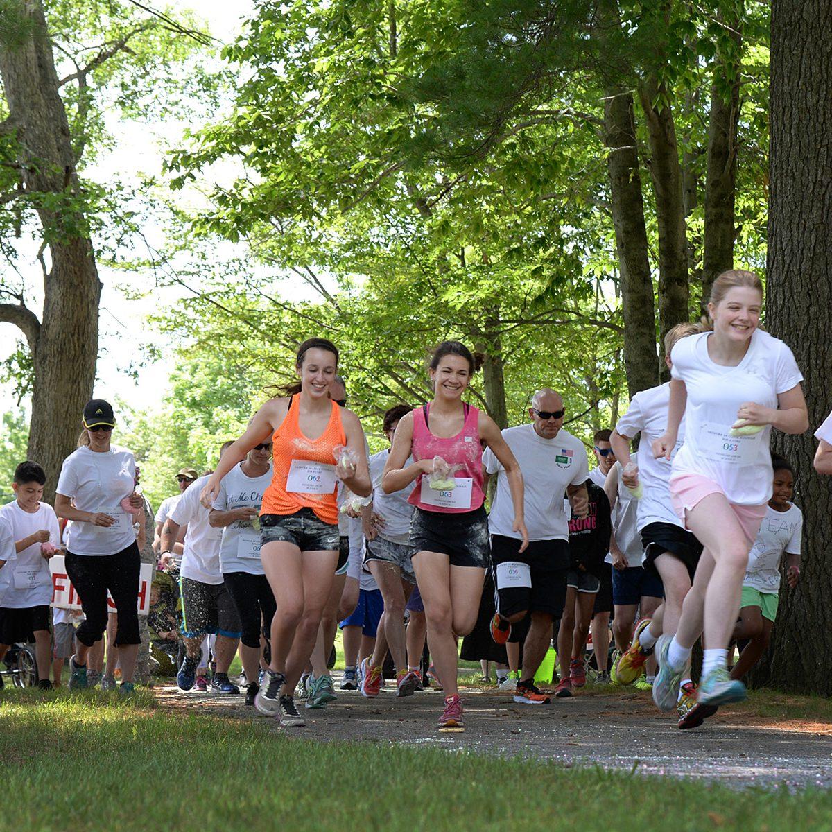 hardlopen frisk