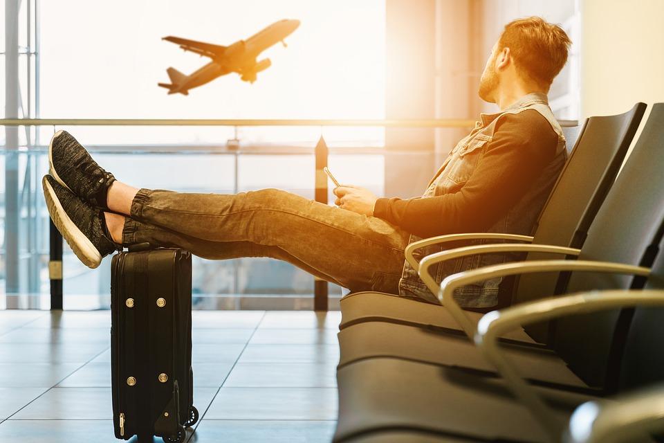 Juiste zithouding tijdens het reizen