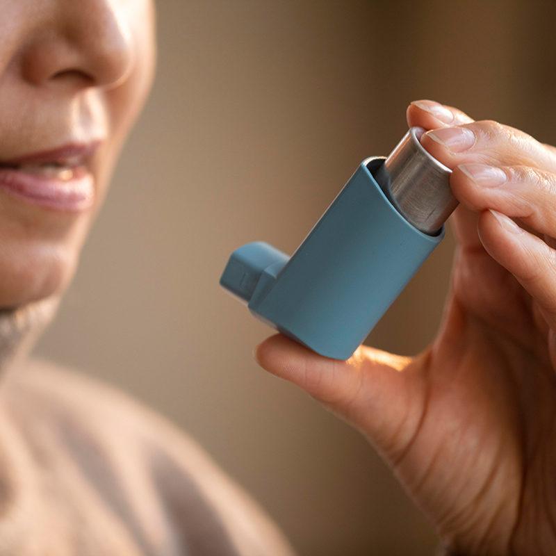 Leven met astma, hoe doet u dat?